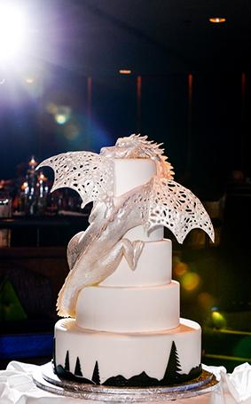 PETE'S DRAGON Wedding Inspiration