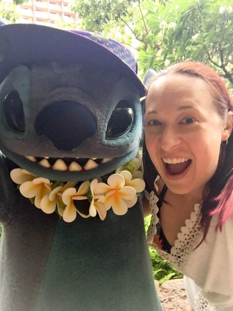 Hawaii Trip Report – Day 2 – Aulani Beach Day