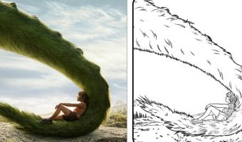 PETE'S DRAGON Coloring Pages and Activities