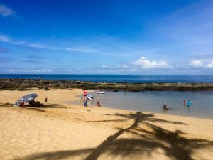 Hawaii Trip Report – Day 7, Part 1 – Hidden Beach and Leaving Aulani