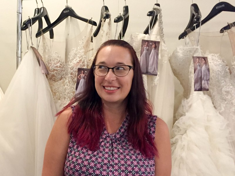 What's New in Bridal Fashion from LA Bridal Market 2016