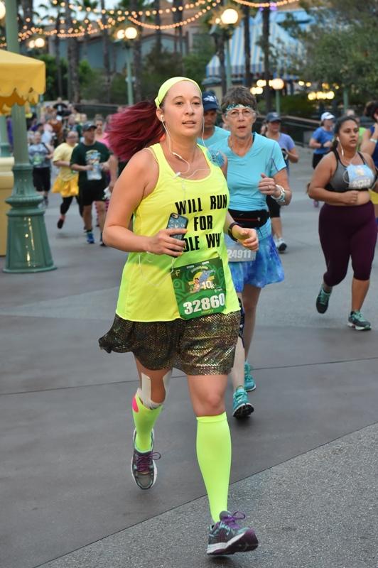 2016 Disneyland 10k Recap