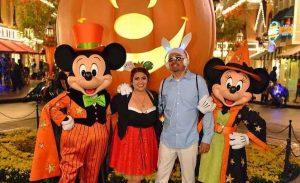 Disney Bride Halloween Costume Parade 2016