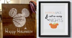 Your Home Just Got Spookier with These Disney Halloween Decor Items