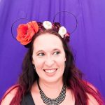 DIY Boho Halloween Mickey Ears
