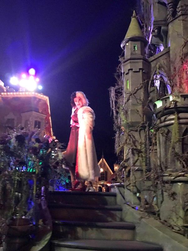 A Look at the New Halloween 'Frightfully Fun Parade' at Disneyland