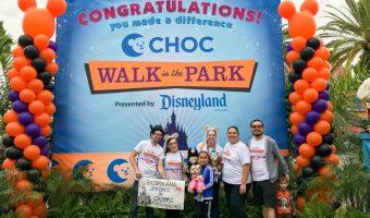 CHOC Walk in the Park 2016 Recap!