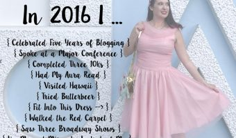 Keeping it Simple - 2016 in Review