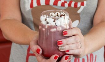 Easy Red Wine Hot Chocolate Recipe