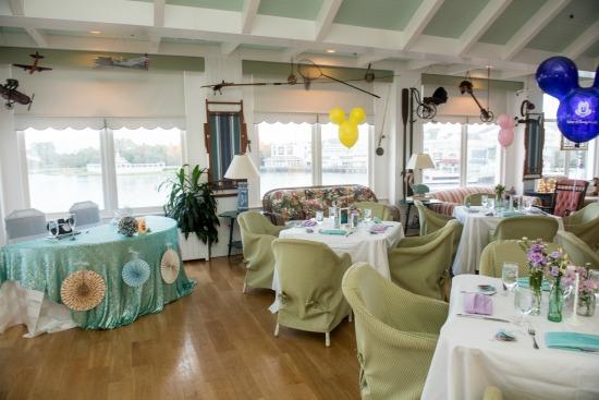 Lauren & George's Vintage Boardwalk Mini Wishes Walt Disney World Wedding