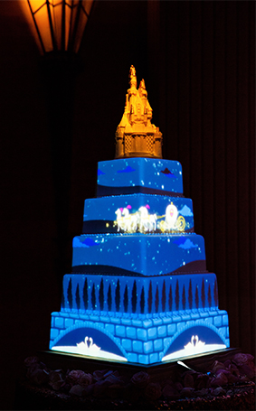 15 Perfect Cinderella Wedding Cakes This Fairy Tale Life