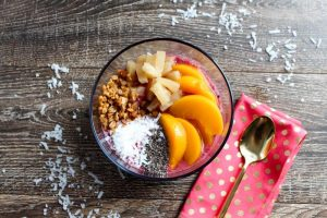 Easy Healthy Smoothie Bowl Recipe