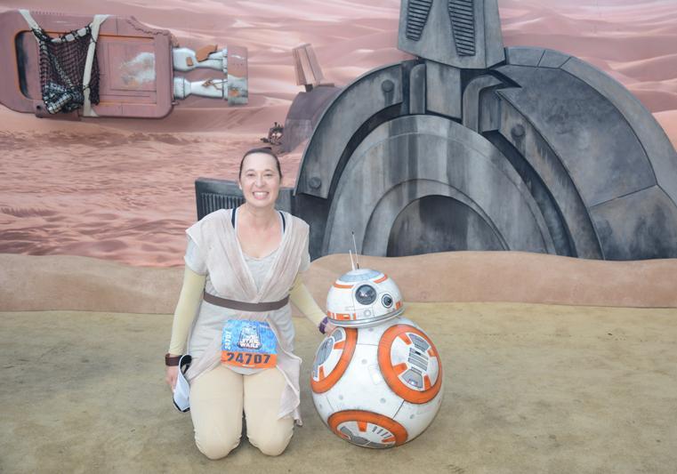 RunDisney Star Wars Rebel Challenge 2017 Recap - Half Marathon