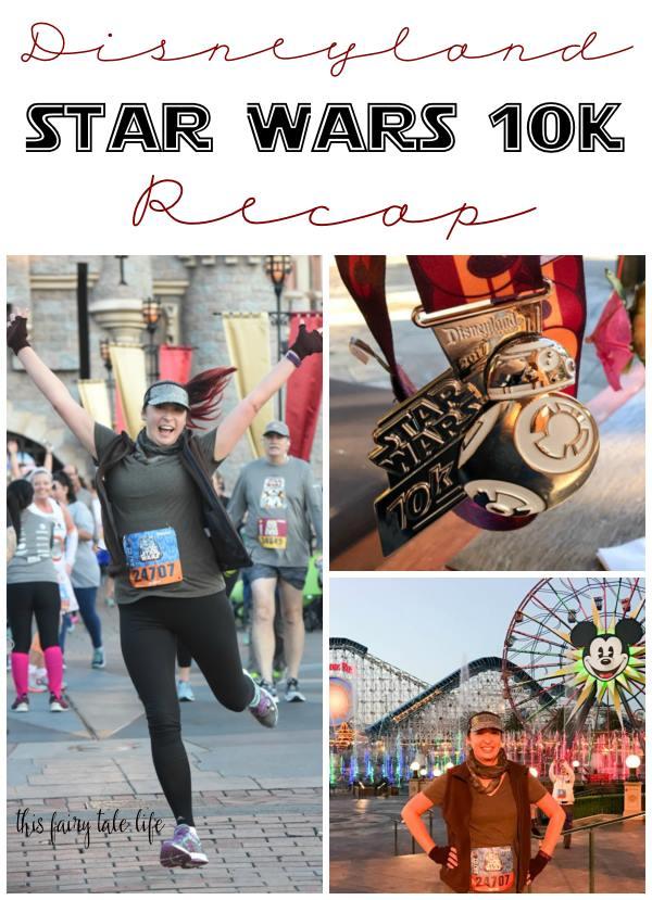 RunDisney Star Wars Rebel Challenge 2017 Recap - 10k