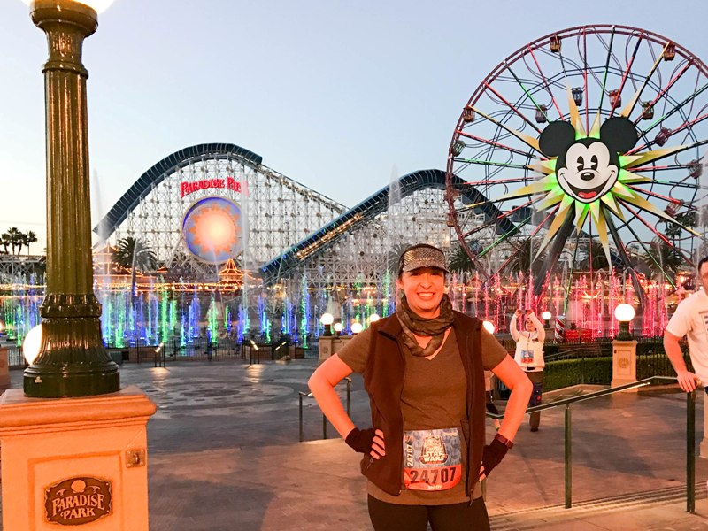 RunDisney Star Wars Rebel Challenge 2017 Recap