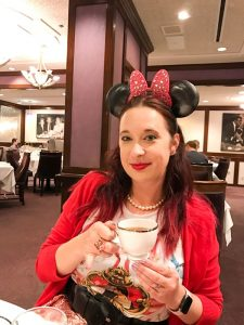 Fall in Love with Valentine's Classic Afternoon Tea at Disneyland Hotel