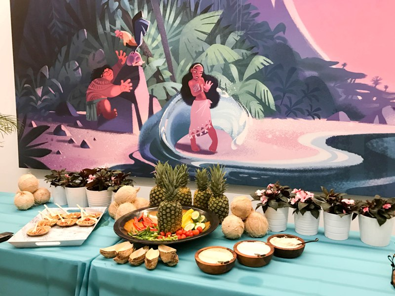 Go Behind-the-Scenes with the MOANA Blu-Ray