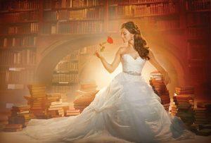 15 Enchanting BEAUTY AND THE BEAST Wedding Ideas
