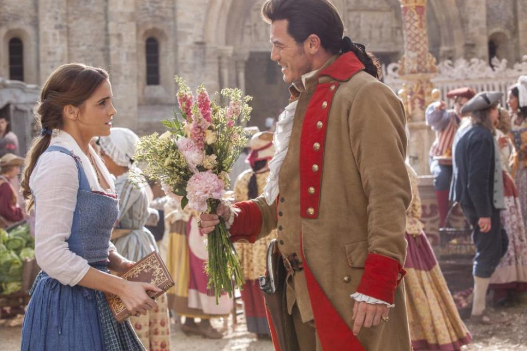 BEAUTY AND THE BEAST Live-Action is as Enchanting as the Original