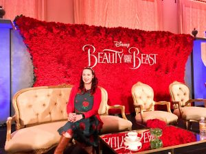 Interviews with Cast of BEAUTY AND THE BEAST Live-Action Movie