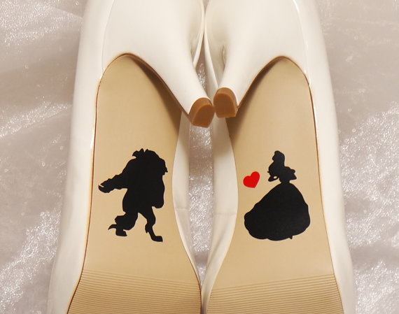 15 Enchanting BEAUTY AND THE BEAST Wedding Ideas