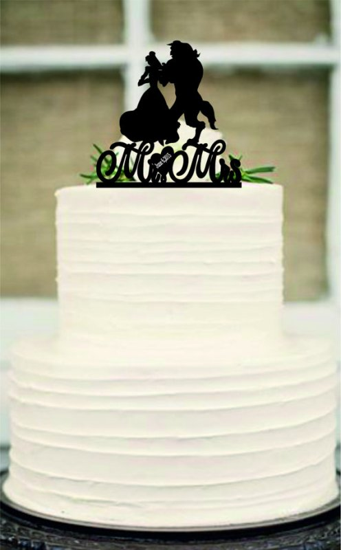 Ideas To Display Wedding Cake
