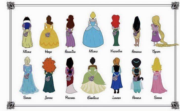 My Epic Disney Bridesmaid Brunch