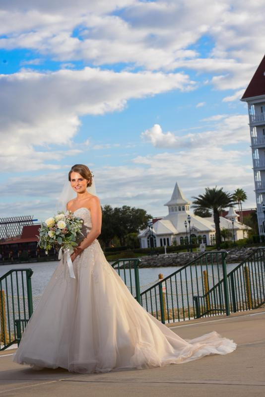 Whimsical Walt Disney World Wedding // Disney Fine Art and Photography
