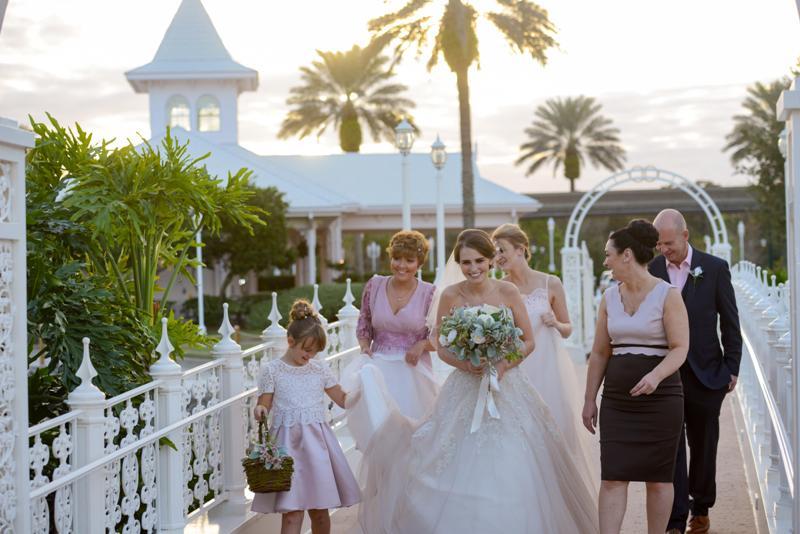 Whimsical Walt Disney World Wedding // Disney Fine Art and Photography