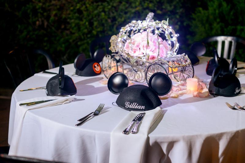 Katy And Matthew S Whimsical Walt Disney World Wedding This