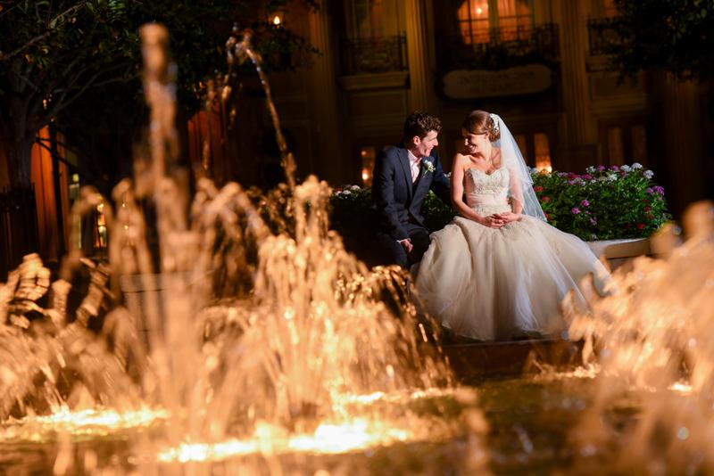 Whimsical Walt Disney World Wedding Fine Art And Photography