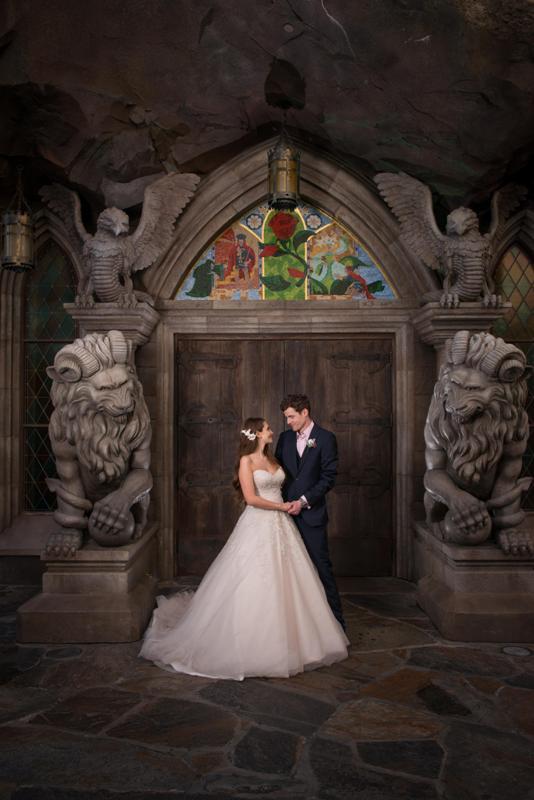Katy And Matthew S Whimsical Walt Disney World Wedding