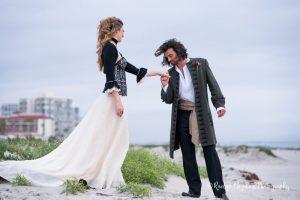 PIRATES OF THE CARIBBEAN Style Wedding // Raelyn Elizabeth Photography