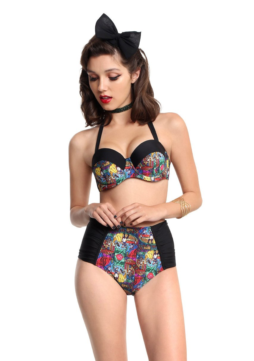 The Ocean is Calling with these Disney Swimsuits
