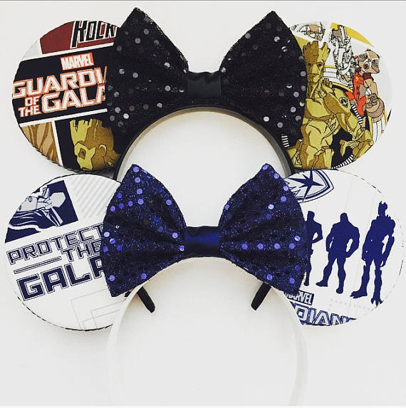 """Get Your GUARDIANS Gear for """"Summer of Heroes"""" at Disneyland"""