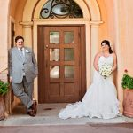 Lauren and Ryan's Modern Romantic Epcot Italy Wedding