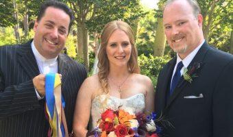 Incorporate this Disneyland Handfasting Ceremony into Your Wedding