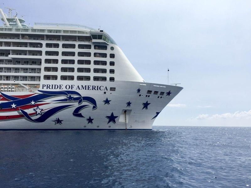 Hawaii Cruise Trip Report - The Big Island - Kona
