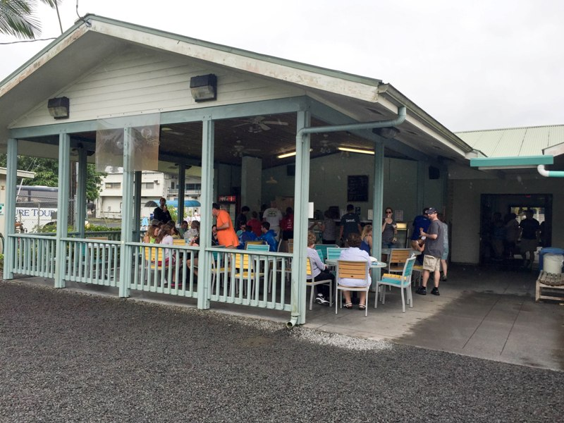 Hawaii Cruise Trip Report - The Big Island - Hilo