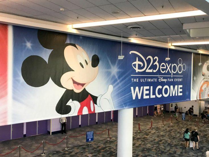 Dear D23 Expo, We Need to Talk ...