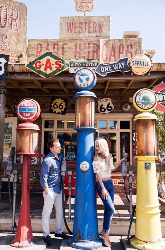 What it's Really Like to Take Engagement Photos at Disneyland