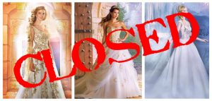 If You're a Bride Screwed Over by Alfred Angelo Closing, Here's What You Can Do