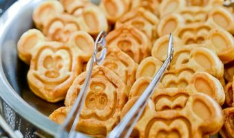 What to Expect at a Disneyland Wedding Brunch Food Tasting