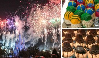 I Tried All the Walt Disney World Dessert Parties, Here's What I Learned