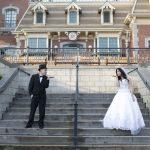 NEW In-Park Disneyland Wedding Option: Main Street Train Station!