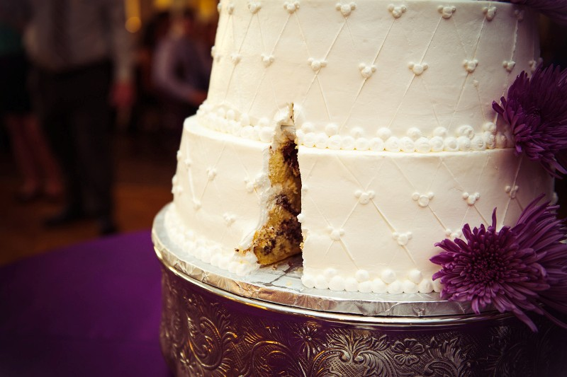 Sweet Cinderella and Mickey Details at this Michigan Wedding
