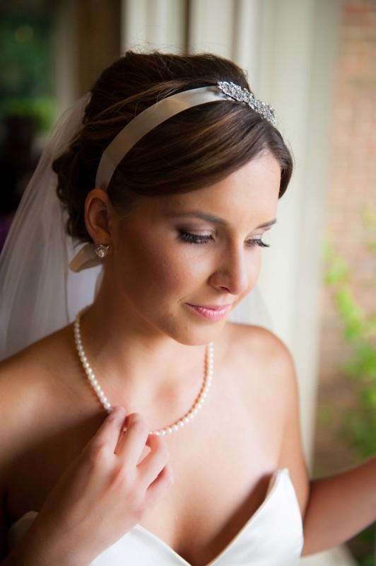 Sweet Cinderella and Mickey Details at this Michigan Wedding
