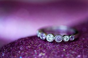Our Engagement Story and Why I Love My Non-Traditional Wedding Ring