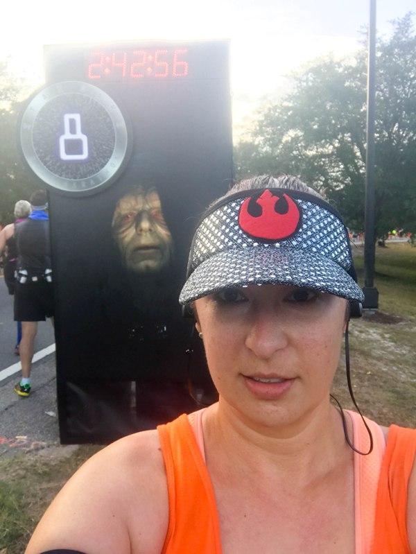 RunDisney Star Wars Dark Side Challenge 2017 Recap – Half Marathon