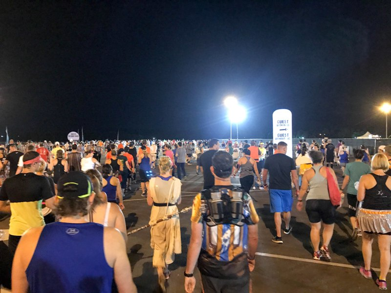 RunDisney Star Wars Dark Side Challenge 2017 Recap – Half Marathon